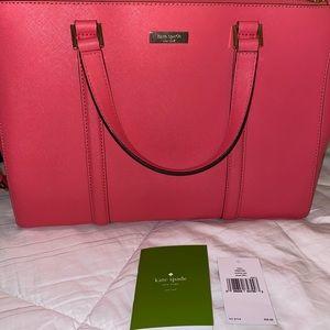 Neon Pink Kate Spade Purse